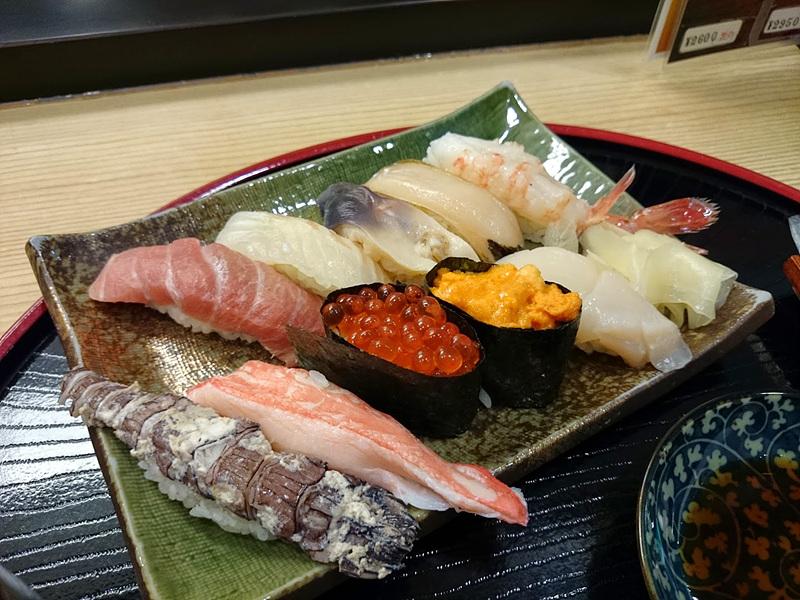 7월의 북해도 여행기 – 초밥과 운하의 항구마을 오타루