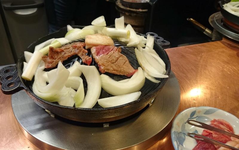 7월의 북해도 여행기 – 비내리는 밤의 삿포로와 덕질 그리고 징기스칸