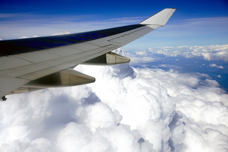 7월의 북해도 여행기 – 집으로 돌아가는 비행기는 역시 창가쪽이다…